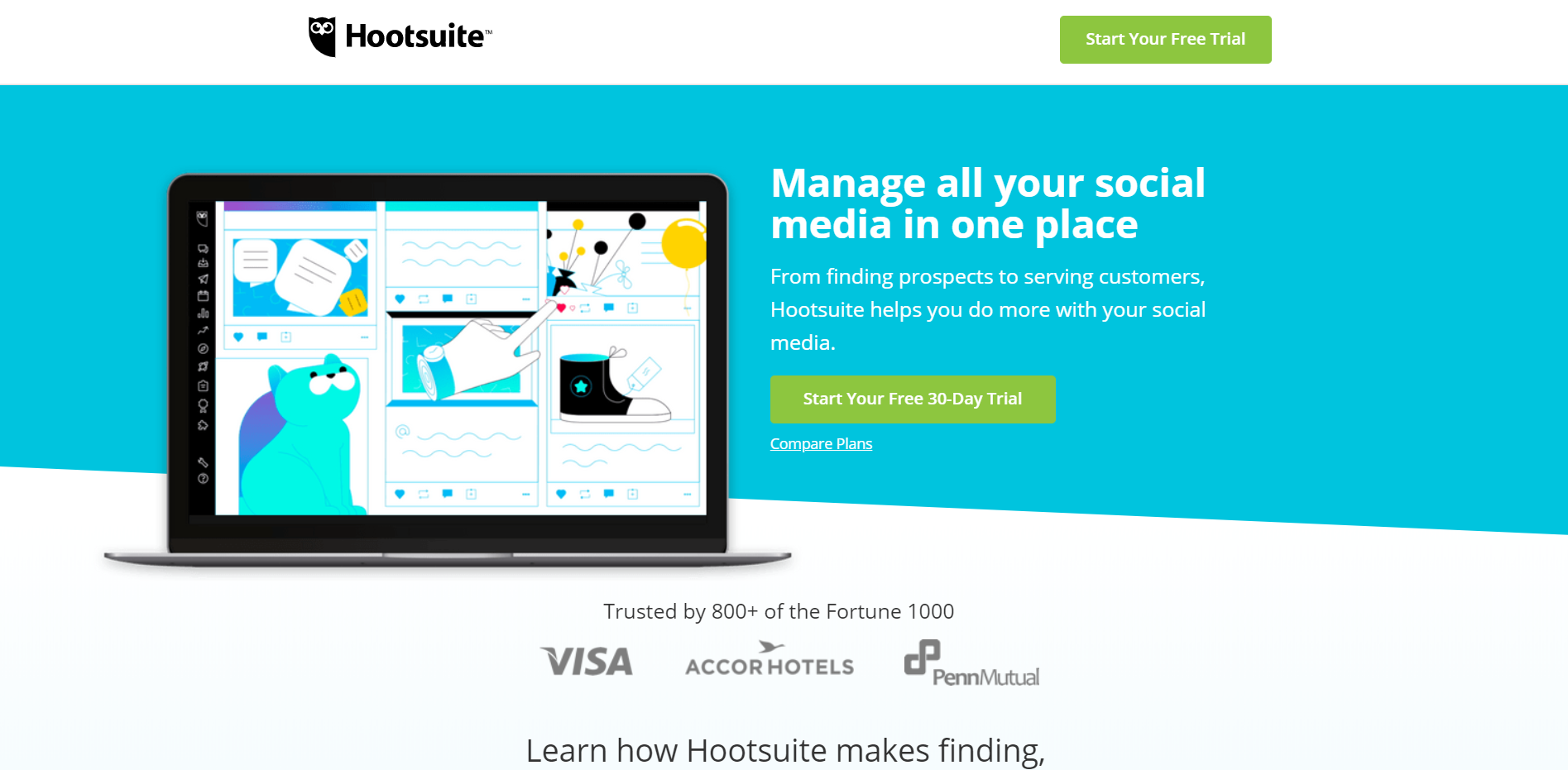 Hootsuite Instagram posts scheduler