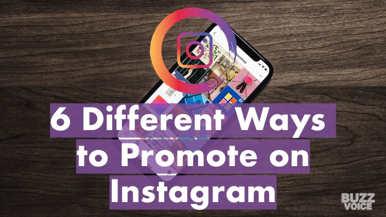 6 ways to promote on IG featured